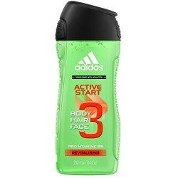 Adidas pánsky sprchový gél - Active start 250ml