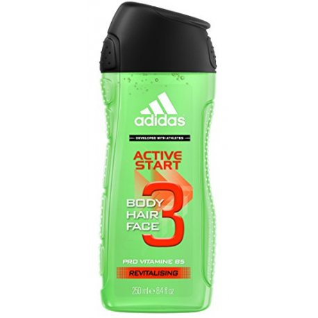 Adidas pánsky sprchový gél 250ml - Active start