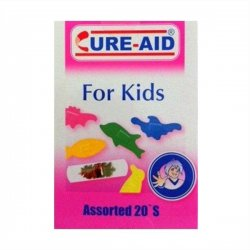 Cure Aid náplasť For Kids 20ks
