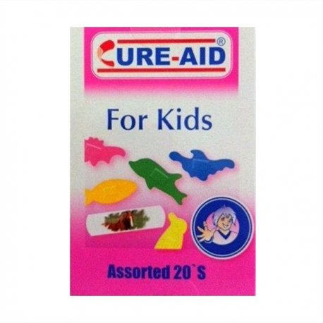 Cure Aid náplasť For Kids 20ks