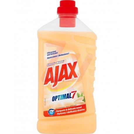 Ajax Authentic Almond Oil čistiaci prostriedok na podlahy 1L