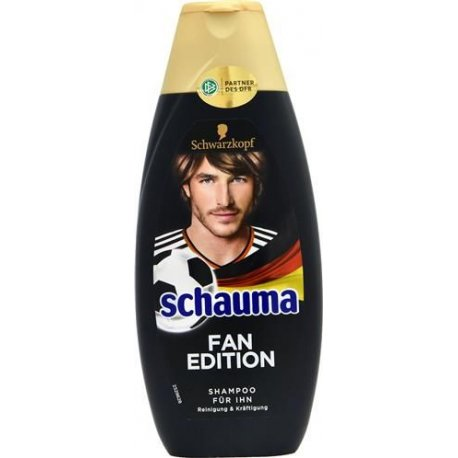 Schauma Men Fan Edition šampon 400 ml