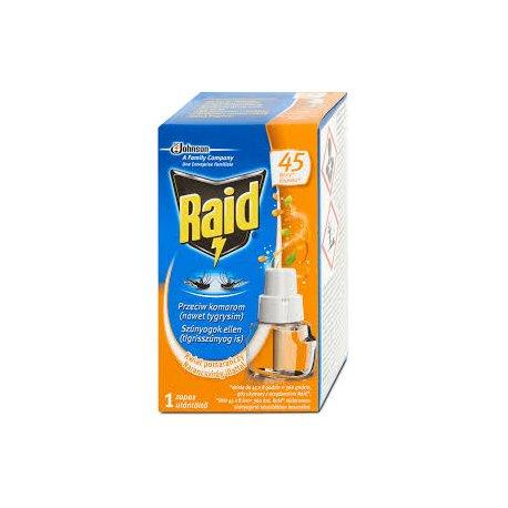 Raid Elektrický odparovač s tekutou náplňou orange  27 ml