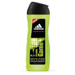 Adidas Pure Game Men sprchový gél 400 ml