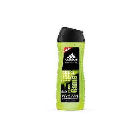 Adidas Pure Game Men sprchový gél 400 ml