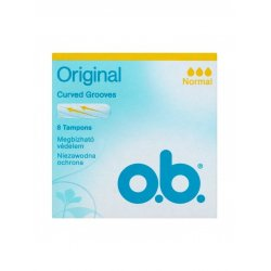 OB ® Original Tampóny Normal  8ks