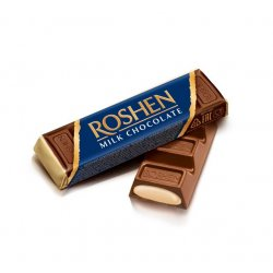 Roshen Milk Chocolate 43g