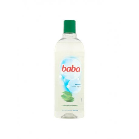 Baba šampón 400 ml - Na mastné vlasy