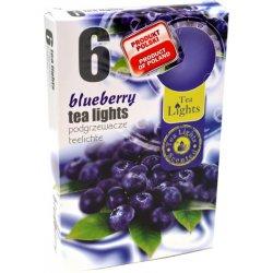 Admit Tea Lights blueberry 6 x 12 g