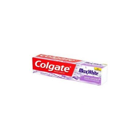 Colgate Max White Shine Crystals 125 ml