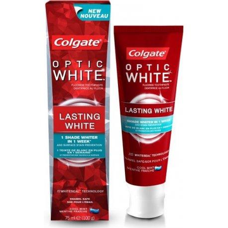 Colgate optic white 75 ml