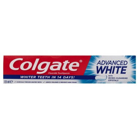 Colgate Advanced White 125 ml