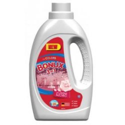Bonux prací gél Color Rose 1,1 l
