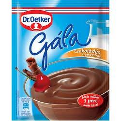 Dr. Oetker Gála Puding čokoláda 104 g