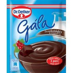 Dr. Oetker Gála Puding Horká čokoláda 104 g