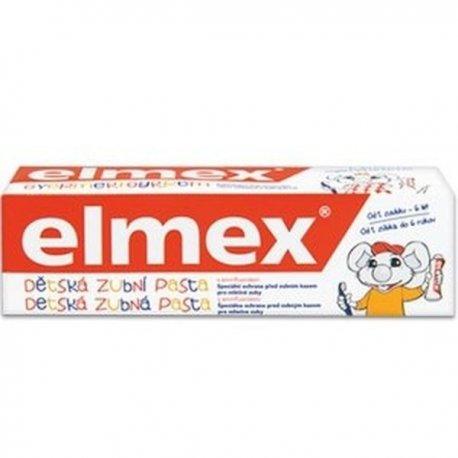 Elmex Junior zubná pasta 1 - 6  50 ml