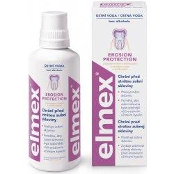 Elmex ústna voda bez alkoholu 400 ml