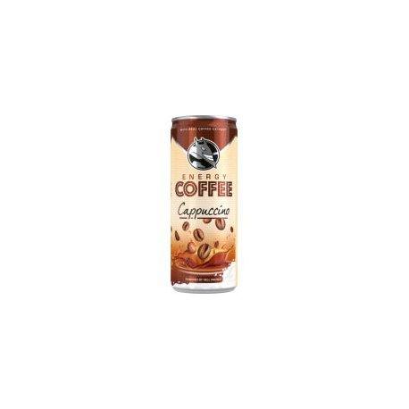 Hell Energy Coffee Cappuccino 250 ml