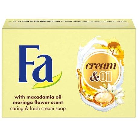 Fa Mydlo Cream Oil with Macadamia Oil 100 g