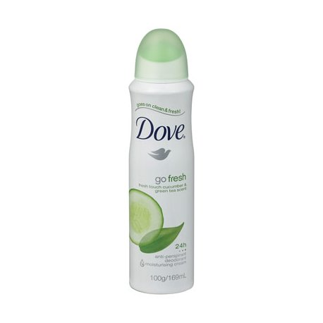 Dove dámsky deodorant 150 ml - Cucumber