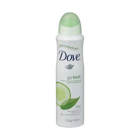 Dove dámsky deodorant 150 ml - Cucumber