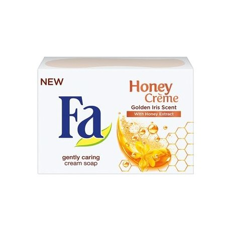 Fa Mydlo Honey Créme Golden Iris Scent 100 g