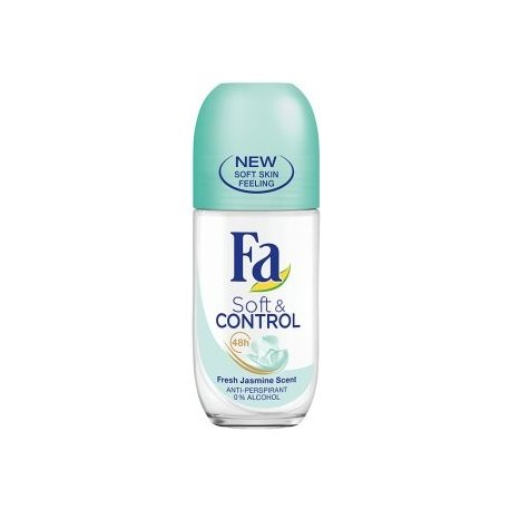 Fa Roll On Soft Control Sklo 50 ml