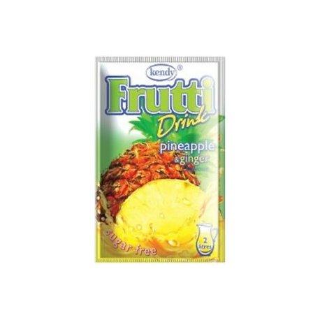 Frutti Drink Pineapple, Ginger 8,5 g