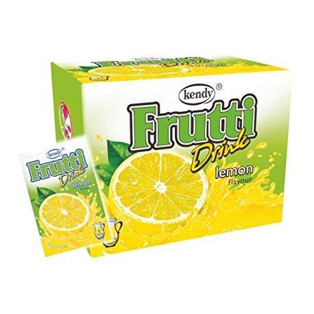 Frutti Drink Citrón 8,5 g