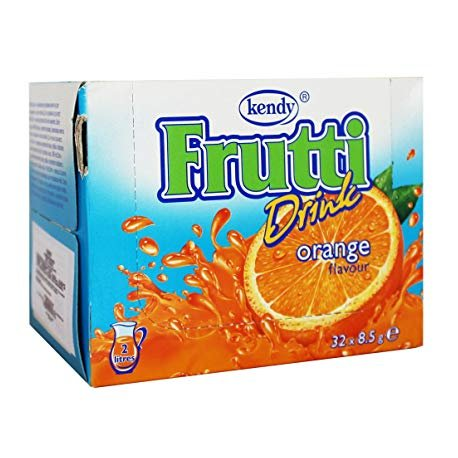 Frutti Drink pomaranč 8,5 g