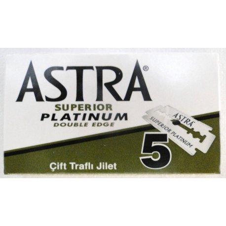 Gillette Astra žiletka 5 ks