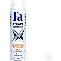Fa dezodorant Men Extreme Invisible Power 150 ml