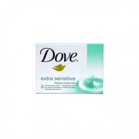 Dove mydlo 100 g - Sensitive