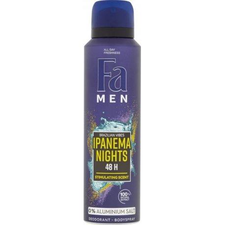 Fa dezodorant Men Ipanema Nights 150 ml