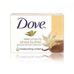Dove Purely Pampering Shea Butter krémové mydlo na umývanie 100 g