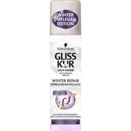 Gliss Kur Regeneračný Balžam Winter Repair  200 ml
