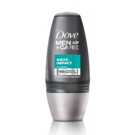Dove pánsky roll 50 ml - Aqua impact