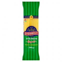 Gyermelyi Vita Pasta Durum Spagetti 500 g