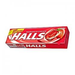 Halls  Power 3 Morango 34 g