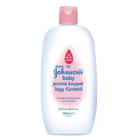 Johnsons Baby Pena Soft Bath 500 ml