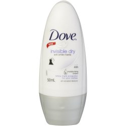 Dove dámsky roll 50 ml - Invisible dry