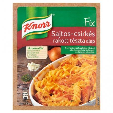 Knorr Rafinéria Cestoviny s Kuracím masom a syorovou omáčkou 45 g