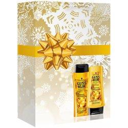 Gliss Kur Darčekova Sada Oil Nutritive šampón + kondicionér 250 ml + 200 ml