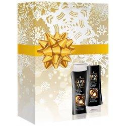 Gliss Kur Darčekova Sada Ultimate Repair šampón + kondicionér 250 ml + 200 ml