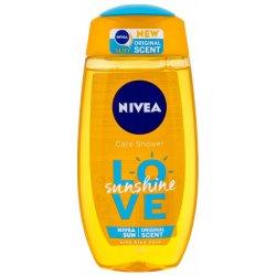 Nivea dámsky sprchový gél Sunshine Love 250 ml