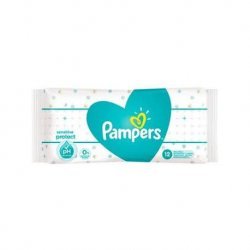 Pampers vlhčené utierky Sensitive Protect 12 ks