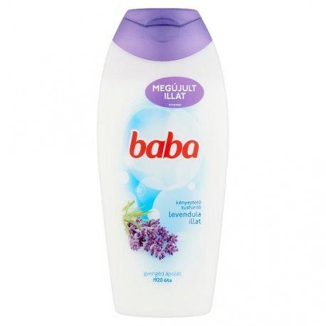 Baba sprchový gél 400 ml - Levanduľa