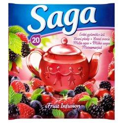 Saga čaj Lesná zmes 20 ks   34 g