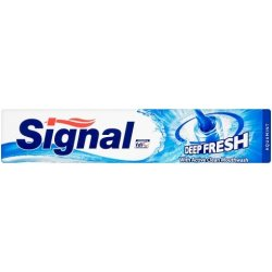 Signal zubná pasta Deep Fresh Aquamint  75 ml