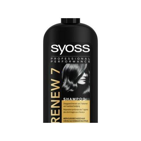 Syoss šampón - RENEW 500ml